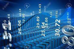 6199772-Rendering-of-stock-market-chart-with-abstract-numbers-Stock-Photo
